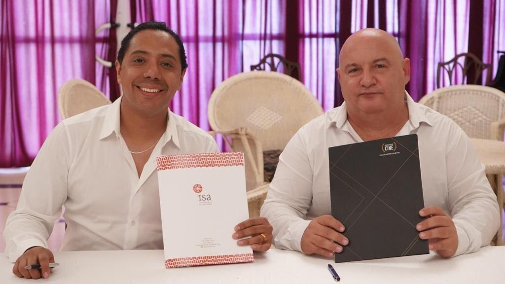 MÉXICO Y CUBA REFRENDAN SU ALIANZA POR UN MEJOR CINE