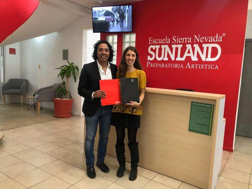 LA FACULTAD DE CINE Y LA ESCUELA SIERRA NEVADA SUNLAND, FIRMAN ACUERDO ACADÉMICO